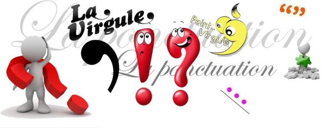 La Ponctuation. !?.»-«,()